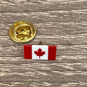Canadian Flag Pin